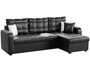 Купить диван Мебелико Ливерпуль эко кожа