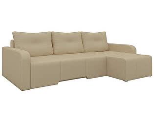 Купить диван Мебелико Манхеттен эко кожа
