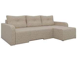 Купить диван Мебелико Манхеттен микровельвет
