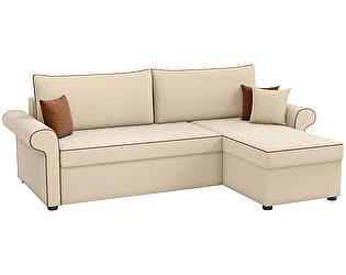 Купить диван Мебелико Милфорд рогожка