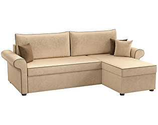 Купить диван Мебелико Милфорд микровельвет