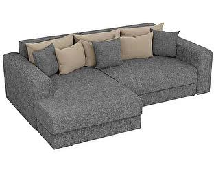 Купить диван Мебелико Мэдисон рогожка