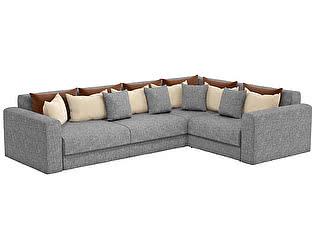 Купить диван Мебелико Мэдисон Long рогожка