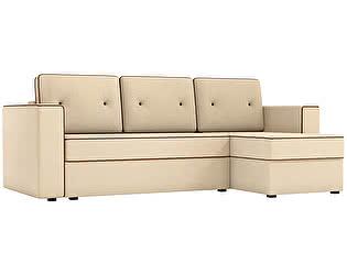 Купить диван Мебелико Принстон рогожка