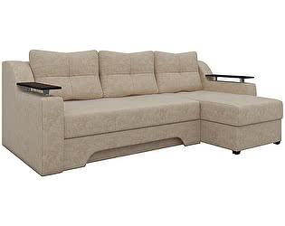 Купить диван Мебелико Сенатор микровельвет