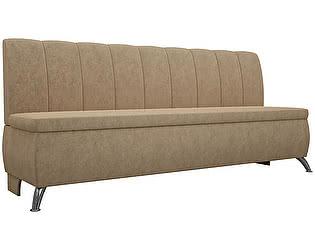 Купить диван Мебелико Кантри микровельвет прямой