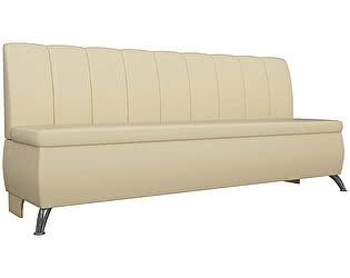 Купить диван Мебелико Кантри эко кожа прямой