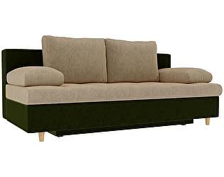 Купить диван Мебелико прямой Спенсер микровельвет