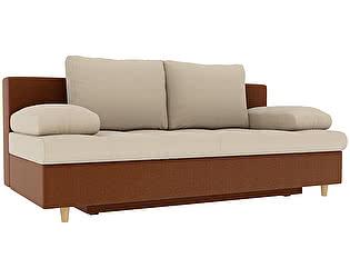 Купить диван Мебелико прямой Спенсер рогожка