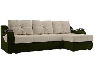 Купить диван Мебелико Меркурий микровельвет