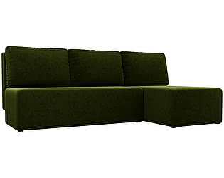Купить диван Мебелико Поло микровельвет