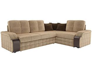 Купить диван Мебелико Николь микровельвет