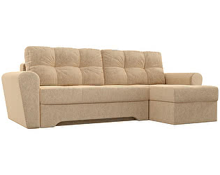 Купить диван Мебелико Амстердам микровельвет