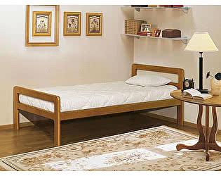 Купить кровать Элегия массив
