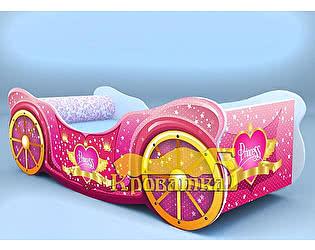 Купить кровать Кроватка5 Карета принцесса
