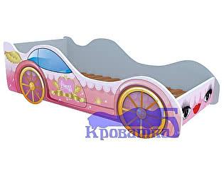 Купить кровать Кроватка5 принцесса