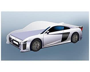 Купить кровать Кроватка5 Ауди белая машина