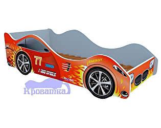 Купить кровать Кроватка5 машина энергия спорта
