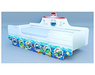 Купить кровать Кроватка5 Кораблик 1