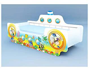 Купить кровать Кроватка5 Кораблик 4