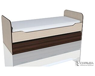 Купить кровать Сильва Рико НМ 014.43.00 (венге магия)