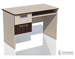 Купить стол Сильва Рико НМ 009.19-05 для компьютера (венге магия)