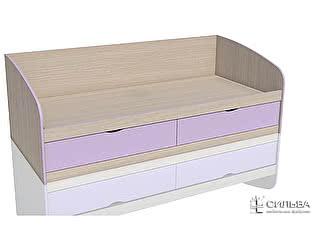 Купить кровать Сильва Рико Модерн НМ 008.63