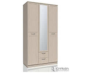 Купить шкаф Сильва Браво НМ 013.08-01