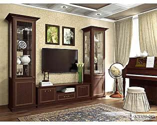 Купить гостиную Сильва Стенка Лоретт НМ 011.26;011.24
