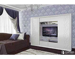 Купить гостиную Сильва Адель комбинированный НМ 014.64