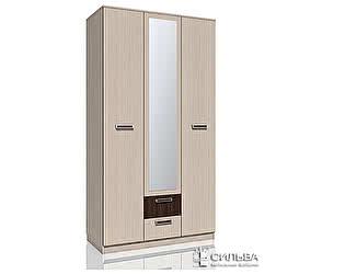 Купить шкаф Сильва Рико НМ 013.08-01 (венге магия)