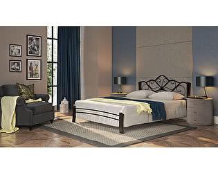 Купить кровать Mebwill Венера 4 Черный - шоколад