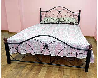 Купить кровать Mebwill Селена 2 Черный - черный