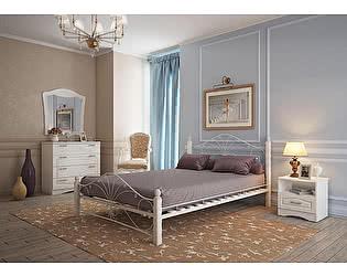 Купить кровать Mebwill Фортуна 1 Белый - белый