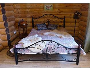 Купить кровать Mebwill Фортуна 2 Черный - черный