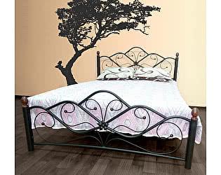 Купить кровать Mebwill Венера 2 Черный - черный