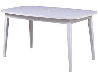 Купить стол Mebwill Турин (белый/ белый)