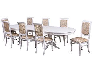 Купить обеденную группу Mebwill Флоренция (белый)
