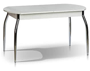 Купить стол МегаЭлатон Сиена (МДФ) обеденный раздвижной