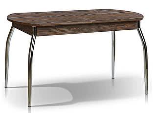 Купить стол МегаЭлатон Сиена-мини (МДФ) обеденный раздвижной