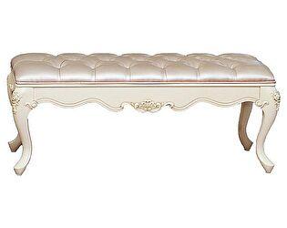Купить банкетку МИК Мебель большая Милано 8803 MK-1833-IV Слоновая кость/Бежевый