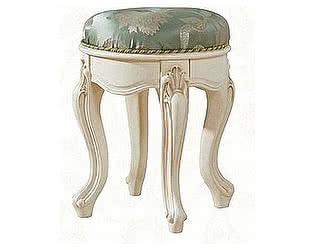 Купить банкетку МИК Мебель круглая Милано MK-1861-IV Слоновая кость