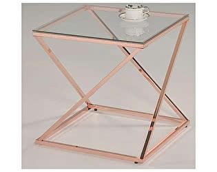 Купить стол МИК Мебель MK-2379-RD Розовое золото