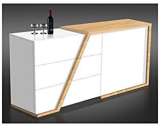 Купить комод МИК Мебель MK-5507-WT Белый
