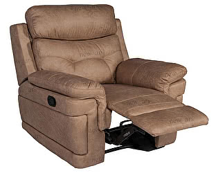 Купить кресло МИК Мебель реклайнер MK-4702-BGF Бежевый