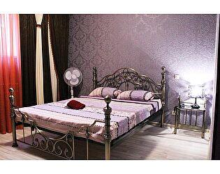 Купить кровать МИК Мебель 9603 MK-2206-AB Бронзовый 200х180
