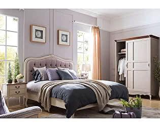 Купить кровать МИК Мебель Florence MK-5021-AW Молочный 200х160