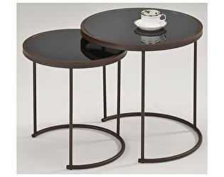 Купить стол МИК Мебель Набор из 2-х столиков MK-2376-BK Черный