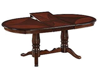 Купить стол МИК Мебель Bella RM-T6EX MK-1245-ES Дуб в красноту