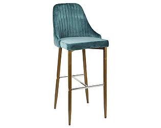Купить стул МИК Мебель Стул барный MC01-3B MK-5608-DR Темно-зеленый